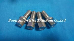 China High strength titanium lug bolt on sale