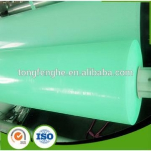 China 25mic Cow Use Hay Type Agricultural Platic Silage Bale Wrap Film on sale