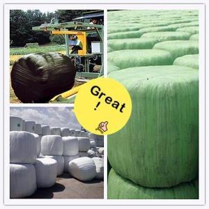 China Black Farming Silage Stretch Film on sale