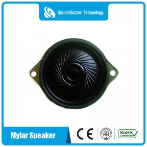 China Top sale speakers 40mm 8ohm mylar cone speaker on sale