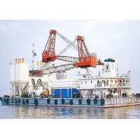 Ready-mixed Concrete Mixing Plant HZS Series Maritime Work Concrete Mixing Station