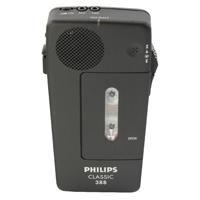 China Philips Black Pocket Memo Voice Activated Dictation Recorder LFH0388 on sale