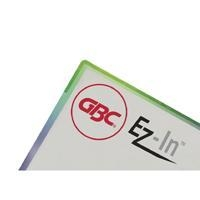 China GBC Document Laminating Pouches A4 2x75 Micron Gloss (100 Pack) 3740400 on sale