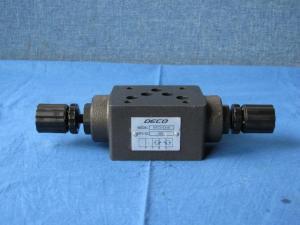 China hydraulic throttle valve on sale
