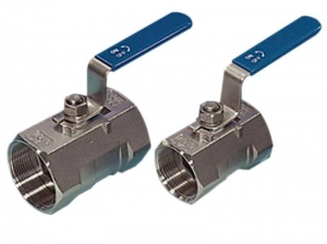 China Ball Valves Airline Stainless Steel One Way House BSP Thread on sale
