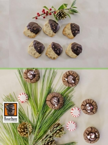 China Bourbon Barrel's Holiday Cookies on sale