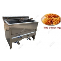 China Commercial Deep Fryer Machine For Chicken Legs on sale