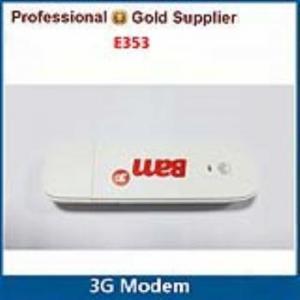 China Unlock huawei usb 3g modem with external antenna Huawei E353 on sale