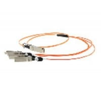 High - speed 40G QSFP to 4X 10G SFP Breakout Active Optical Cable