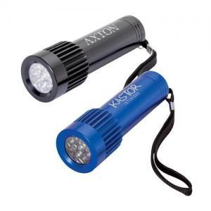 China 9 LED Flashlight on sale