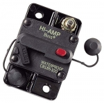 Bussmann (CB185-100) 100 Amp Type III Circuit Breaker-Miniature Circuit Breakers
