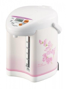 China Zojirushi CD-JUC30FS Micom 3-Liter Water Boiler and warmer,Sweet Pea-Hot Pots on sale
