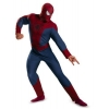 China Disguise Men's Marvel The Amazing Spider-Man Movie 2 Spider-Man Classic Costume-Men for sale