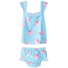 China I play. Baby Girls' Swim Diaper 2 piece Tankini Set UPF 50+-Swim Diapers for sale