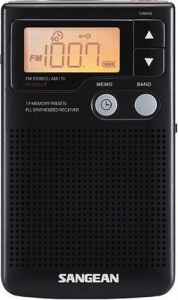 China Sangean DT-200X FM-Stereo/AM Audio Digital Tuning Personal Receiver-Personal Radios on sale