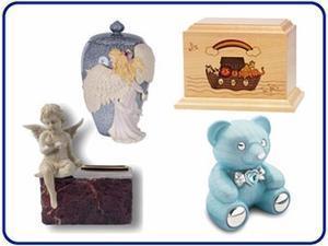 China Infant Urns on sale