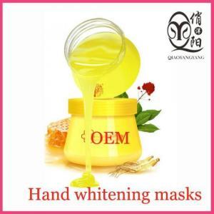 China Honey hand mask peel off hand whitening mask on sale