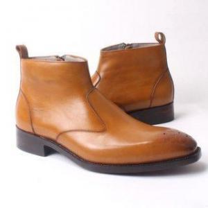 China Handmade/Bespoke Shoes Model: CIEB68 on sale