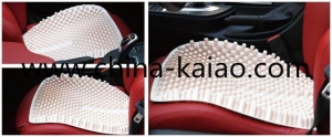 China Silicone Massage Car Seat Cushion on sale