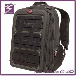 China Solar charger backpack for laptop charger on sale