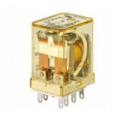 China IDEC 8 Pin General Purpose Relay With Indicator RM2S-UL AC110-120V on sale