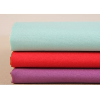 China 100%cotton waterproof plain weave dyed canvas fabric for pants on sale