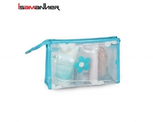 China School Bags Lady women toiletry bag pvc transparent on sale