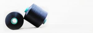 China Polyester Polyester Spun Yarn on sale