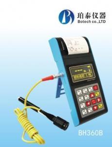 China Hardness tester series Botech BH360B portable integral printing type Leeb hardness tester on sale