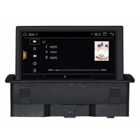 8 Inch HD Android Car DVD Player for AUDI A1 with Bluetooth GPS Model: AD-H8661