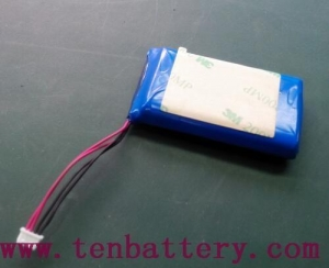 China Lithium Battery Pack Emergency lighting battery pack on sale