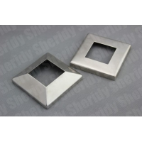 33.7/42.4/48.3mm Railing Square Cover