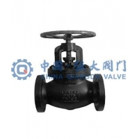 China Cast iron globe valve on sale