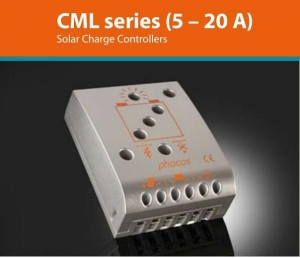 China Phocos CML(5-20A) Solar Charge Controller on sale