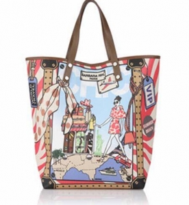 China THBFB080 high quality customized canvas tote bag with personalized printing on sale