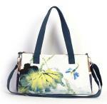 THBFB087 personalized digital printing cotton canvas handbag