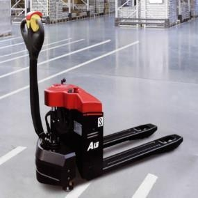 China Electric Pallet Truck Pallet Jack on sale