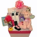 China Mom and New Baby Gift Basket on sale