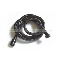 Knitted hose Black Nickel-Plated