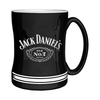 JD Sculpted Mug