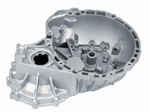 China Custom-made parts Engine clutch housing in die casting on sale
