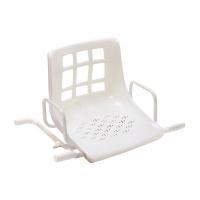 BA378 Steel Swivel Shower Chair