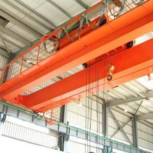 China Double girder overhead crane Double girder bridge crane, workshop crane on sale
