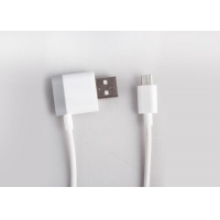 Lightning TypeC Micro USB Charging Cable With Round Shape HUB Extension