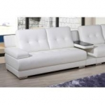 Pure White Electric Ajustable Mattress