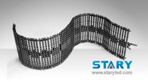 China P31.25 Flexible LED Screen on sale