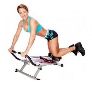 China Exercise and Fitness Ab Circle Pro on sale