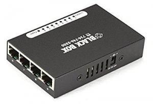 China BLACK BOX LBS008A USB-Powered 10/100 8-Port Switch on sale