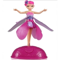 Flying Fairy Doll Flower Fairy Induction Control Children Toys