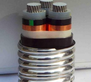 China Aluminum foil Cable Armor Aluminum (YJHLV8) on sale
